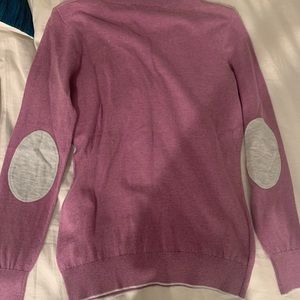 Essex Classic purple sweater